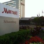 Photo taken at Chicago Marriott Schaumburg by Hope P. on 7/27/2013