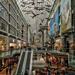 Photo taken at Toronto Eaton Centre by Albert C. on 3/19/2013