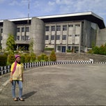 Photo taken at Kampus unand by Revi C. on 12/15/2013