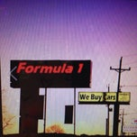 Photo taken at Formula 1 Auto Imports by Fina E. on 11/24/2013