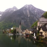 Photo taken at Hallstatt by Dmitry Z. on 4/30/2013