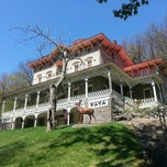 Photo taken at Asa Packer Mansion Museum by Serena on 4/25/2013