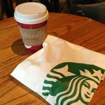 Photo taken at Starbucks by Rachel on 12/23/2012
