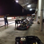 Photo taken at Sepang International Go Kart Track by 💄Rubyta A. on 1/25/2015