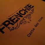 Photo taken at Frenchie by Fabien A. on 11/16/2012