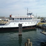 Photo taken at The Block Island Ferry by Jonathan S. on 10/6/2012