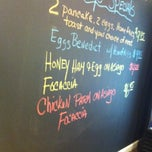 Photo taken at Java's Espresso Bar & Cafe by Susan F. on 9/25/2013