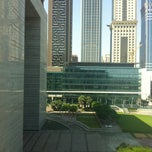 Photo taken at Standard Chartered Dubai DIFC by Amy on 10/25/2012