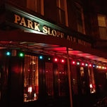 Photo taken at Park Slope Ale House by Jeff on 11/10/2012