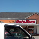 Photo taken at AutoZone by Caitlin H. on 5/14/2013