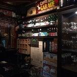 Photo taken at BEER BAR GARAGE by uchikoc on 2/15/2015