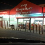 Photo taken at Stop Shop And Save by King on 12/21/2012