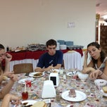 Photo taken at Kibbutz Gvulot by Brian T. on 8/8/2012