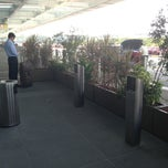 Photo taken at T1 Basement Smoking Area by BJ Y. S. on 1/31/2013
