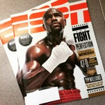 Photo taken at ESPN by Rob C. on 5/1/2015