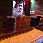 Photo taken at Half Moon Restaurant & Brewery by Amy B. on 4/27/2013
