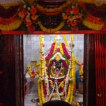 Photo taken at Apteshwar Ganesh Temple by Laximan C. on 2/3/2014