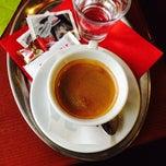 Photo taken at Café Le Jour by Dominik S. on 5/27/2014