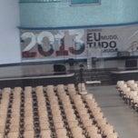 Photo taken at Igreja Batista Da Paz Barreiro by Sandro S. on 12/12/2013