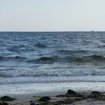 Photo taken at Webby's Beach by Emily A. on 8/17/2014