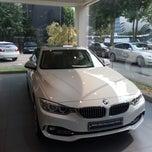 Photo taken at BMW 코오롱모터스 삼성전시장 by Kyurim L. on 9/27/2014