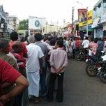 Photo taken at Iruttu Kadai (Halwa Store) by James Ramya Rajan J. on 8/10/2013