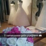 Photo taken at Rüyam Gelinlik by Semiha Nur C. on 2/28/2015