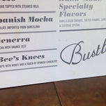 Photo taken at Bustle Caffe by C.Y. L. on 8/7/2014