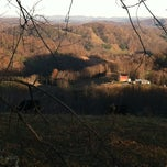 Photo taken at High In Ashe County by Andrew K. on 11/10/2012