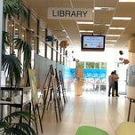Photo taken at West Regional Library by Luvy N. on 7/16/2013