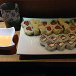 Photo taken at Wasabi Sushi and Grill by Matt M. on 2/5/2014