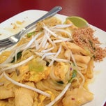 Photo taken at Thai Village by GreaterLansing on 8/13/2013