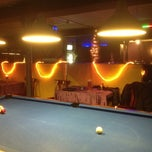 Photo taken at BSC - Billard Sport Casino by Christian P. on 3/9/2013