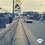 Photo taken at Strada Albișoara by Yasin E. on 2/7/2015