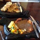 Photo taken at Obonk Steak & Ribs by Kartika S. on 1/18/2015