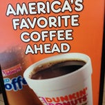 Photo taken at Dunkin' Donuts by Joanna B. on 3/6/2014