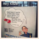 Photo taken at TSA Terminal E Security by Justin C. on 7/11/2012