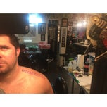 Photo taken at Tattoo Mania by Bryna J. on 6/21/2015