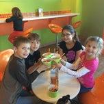 Photo taken at Orange Leaf by Amanda L. on 1/13/2014