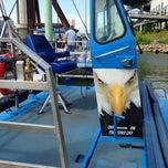 Photo taken at Willamette Jet Boat Tours by Joe A. on 8/10/2013