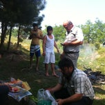 Photo taken at Gokturk Orman by Ferdi T. on 5/25/2014