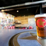 Photo taken at Starr Hill Brewery by Starr Hill Brewery on 8/29/2014