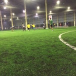 Photo taken at Best Bola-Bola Futsal by Teatea K. on 4/16/2015