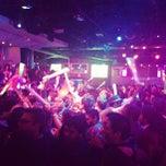 Photo taken at PURE Nightclub by Travis R. on 12/30/2012