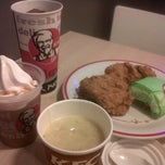 Photo taken at KFC by R.A Bebby C. on 12/19/2012