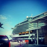 Photo taken at Port Everglades Terminal 25 by manuel on 3/11/2013