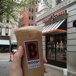 Photo taken at BIGGBY COFFEE by Jeff L. on 5/21/2013