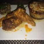 Photo taken at Restaurant La Pierrade by Tharwiitaa M. on 10/1/2014