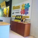Photo taken at Maybank by Shahibul A. on 8/24/2014
