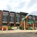 Photo taken at Integrated Science Center by Hannah M. on 4/29/2014